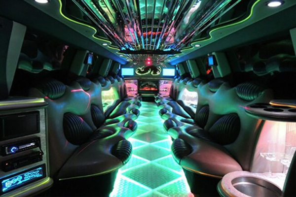 14 Person Hummer Limo Rental San Antonio