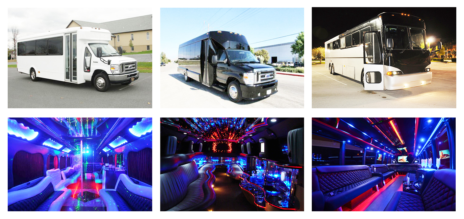 Party Buses San Antonio 2