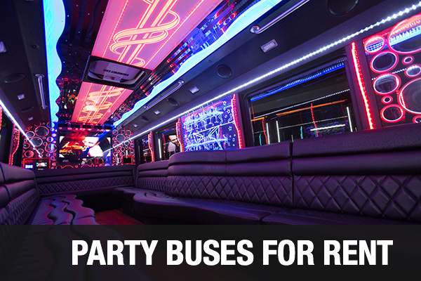 Party Bus San Antonio 2