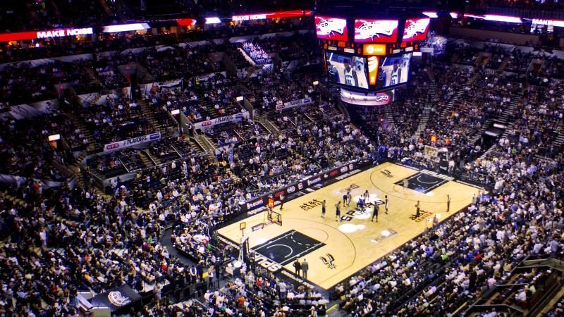 Party Bus Service San Antonio Spurs Att Center