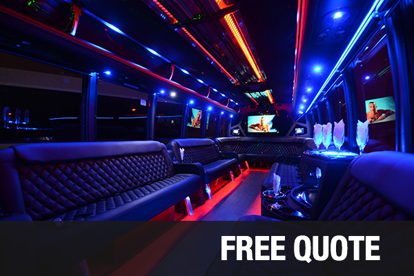 Party Buses For Rental San Antonio
