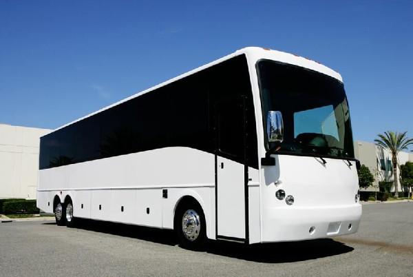 San Antonio 50 Passenger Charter Bus